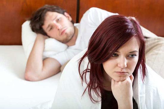 دلیل کاهش میل جنسی چیست و چگونه درمان می شود؟