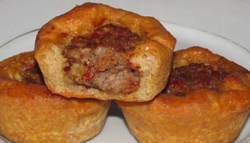 طرز تهیه مافین لاهماجون و پلوی گوشت و پیازچه غذاهای ترکی خوشمزه