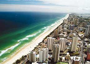 استرالیا ـ سواحل طلایی