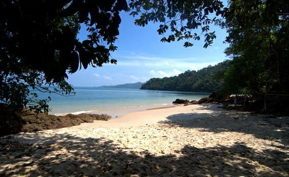 جزیرهی کو پایام (Ko Phayam)