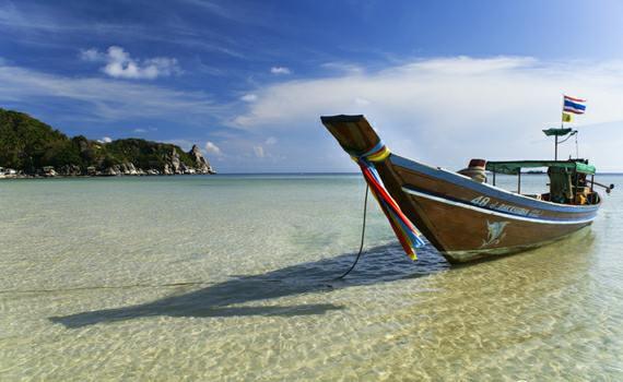 جزیرهی کو تائو (Ko Tao)