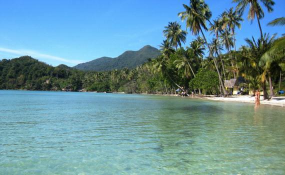 جزیرهی کو چانگ (Ko Chang)