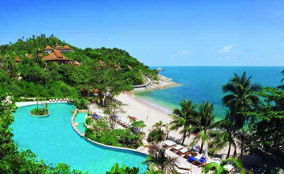 جزیرهی کو فانگان (Ko Pha Ngan)