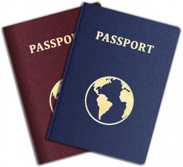 مدارک لازم جهت صدور گذرنامه