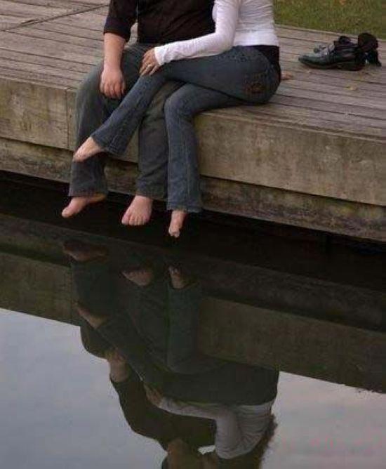 عکس های خفن عاشقانه دو نفری زن و شوهری