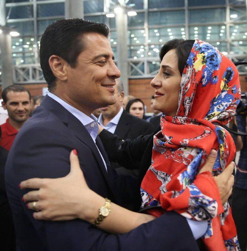 عکس جنجالی علیرضا قغانی