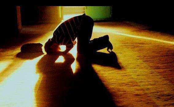 آموزش نماز خواندن