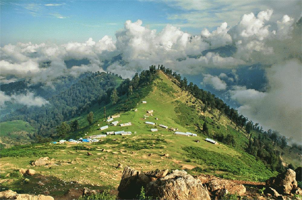شهر ماسال در استان گیلان