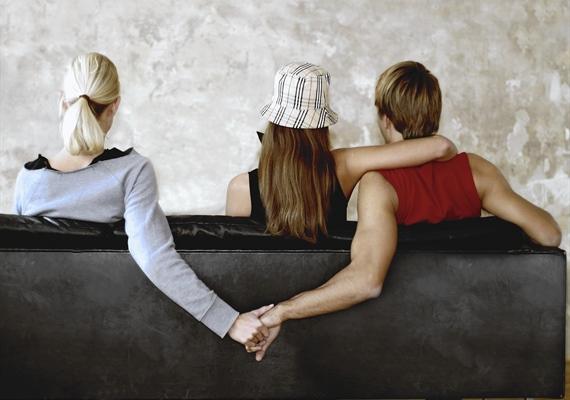 رابطه جنسی و سکسی ضربدری