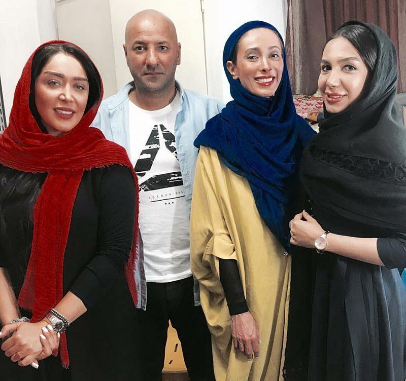 بیوگرافی سحر زکریا و عکس های شخصی