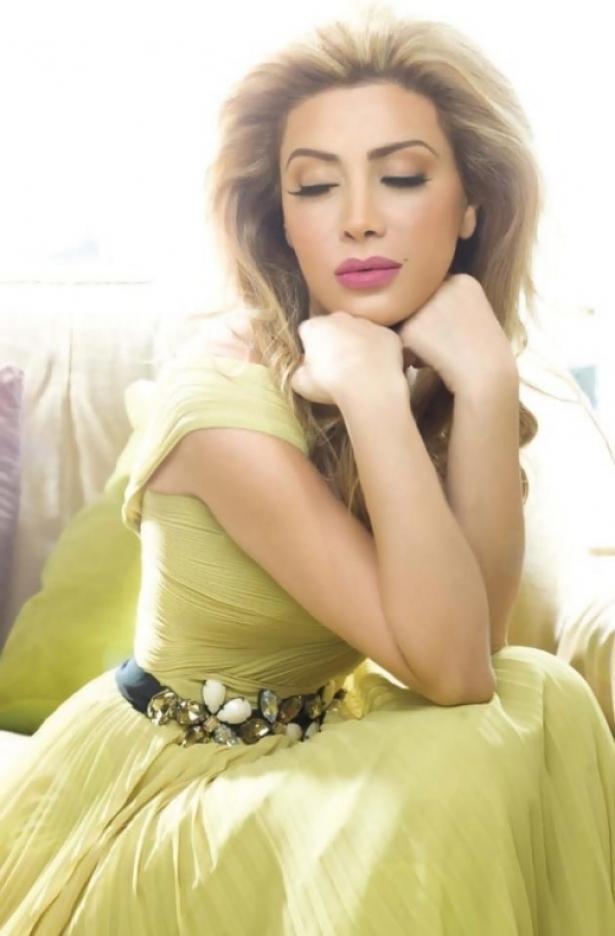 نوال الغضبی خواننده زیبای زن عرب