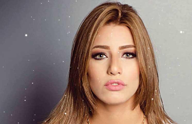 هایدی موسی زن زیبای عرب