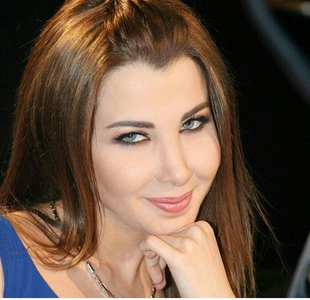 نانسی عجرم خواننده زن زیبای عرب