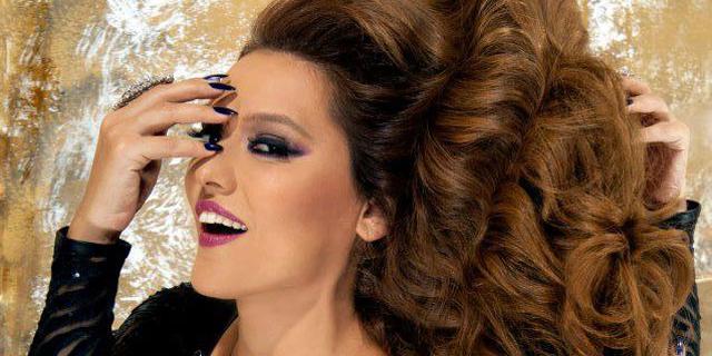 دمت آکالین زن زیبای عرب