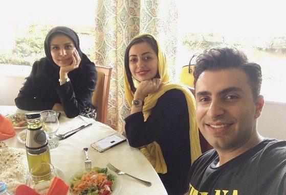 بیوگرافی و عکس های علیرضا طلیسچی