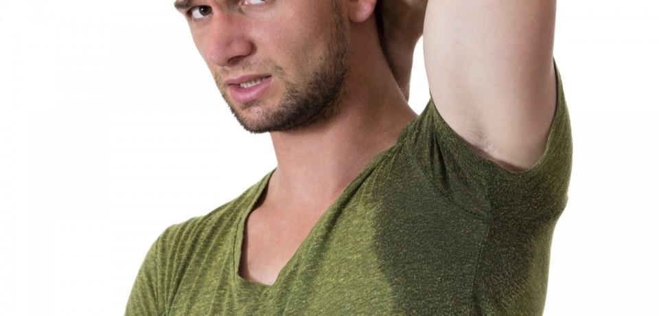 درمان بوی بد عرق زیر بغل
