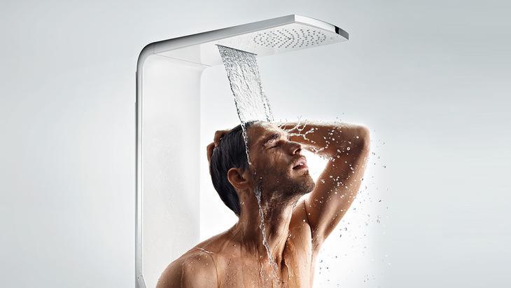 فواید دوش آب سرد برای بدن