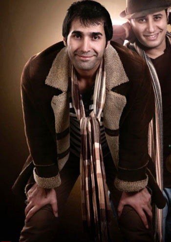 بیوگرافی هادی کاظمی و عکس های ازدواج هادی کاظمی با سمانه پاکدل