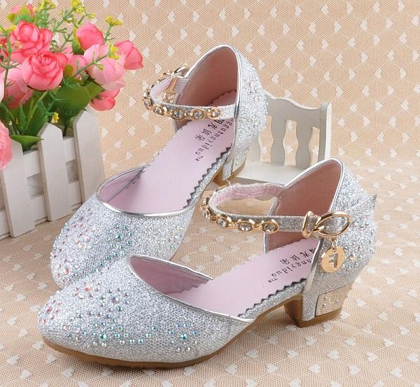 جدیدترنی مدل های کفش دخترانه مجلسی