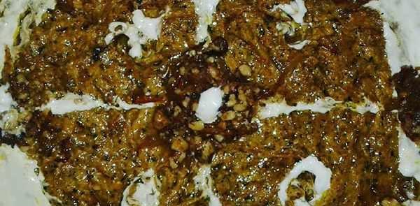 آموزش طرز تهیه کشک بادمجان سنتی ایرانی