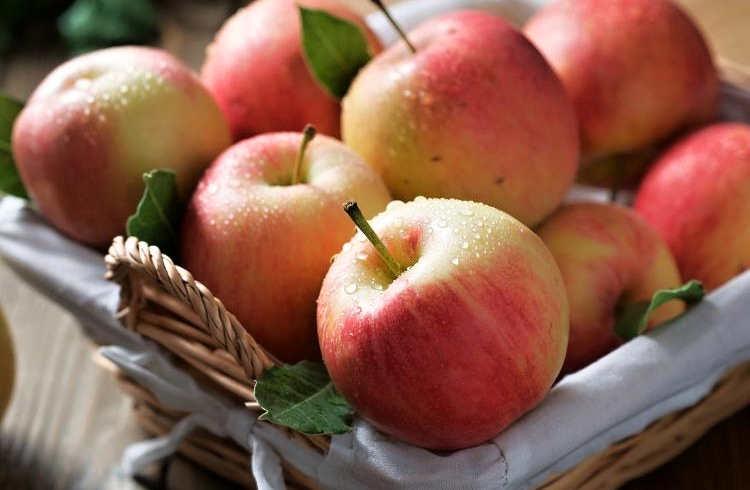 خواص کامل درمانی سیب و لاغری با سیب