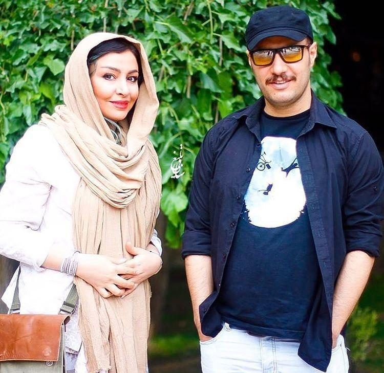 بیوگرافی مه لقا باقری؛ عکس های مه لقا باقری و همسرش جواد عزتی