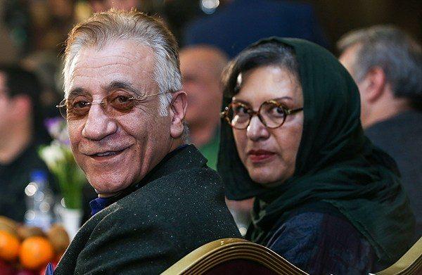 بیوگرافی مسعود رایگان، عکس های مسعود رایگان و همسرش رویا تیموریان