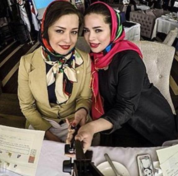 بیوگرافی و عکس شخصی مهراوه شریفی نیا