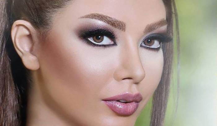مدل ابرو پهن دخترانه و زنانه جدید و شیک