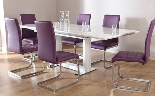 مدل میز و صندلی ناهارخوری چوبی و کلاسیک جدید