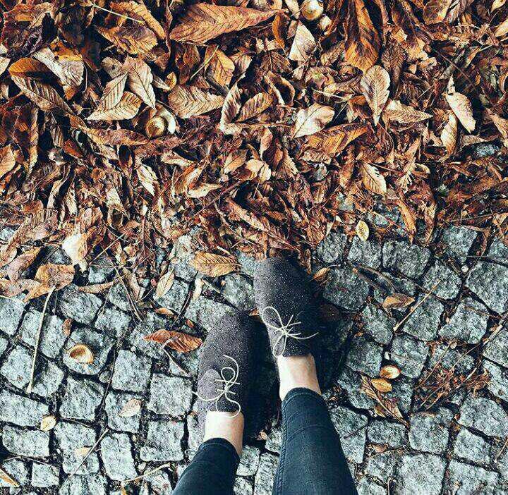 عکس پروفایل پاییزی + عکس نوشته پاییزی عاشقانه و زیبا