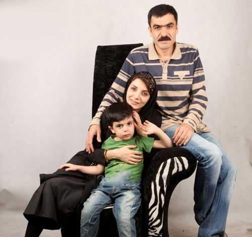 بیوگرافی و عکس های رویا میرعلمی و همسرش
