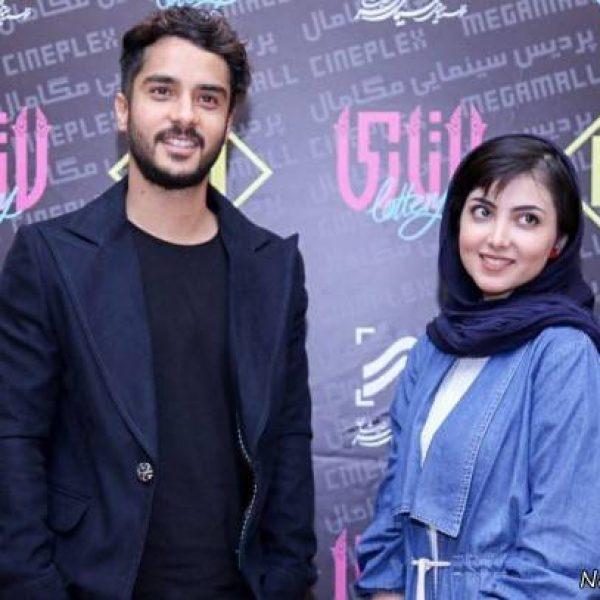 بیوگرافی و عکس ساعد سهیلی و همسرش