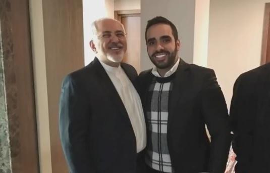 بیوگرافی ساشا سبحانی پسر سفیر سابق ایران