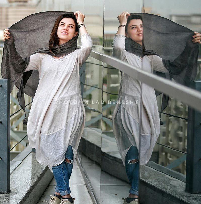 بیوگرافی شیدا خلیق بازیگر نقش مریم در سریال زعفرانی