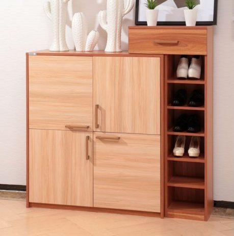 جدیدترین مدل جاکفشی چوبی، جاکفشی دیواری و ام دی اف
