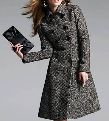 شیک ترین و جدیدترین مدل پالتوهای زنانه و دخترانه سال