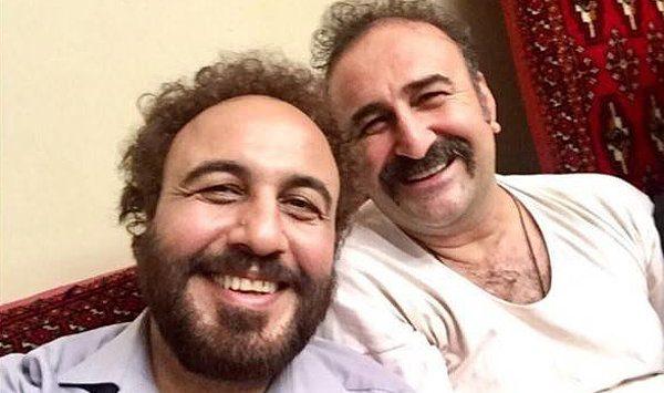بیوگرافی رضا عطاران، عکس های رضا عطاران و همسرش