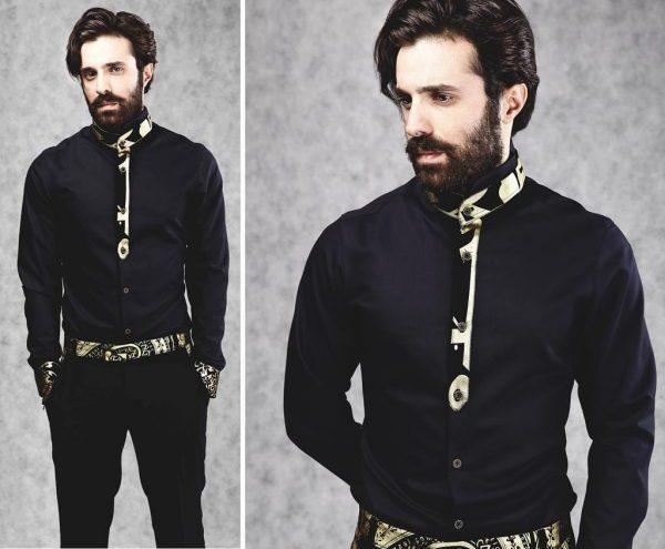 جدیدترین تیپ ماه محرم؛ ست پیراهن و شلوار محرم پسرانه و مردانه
