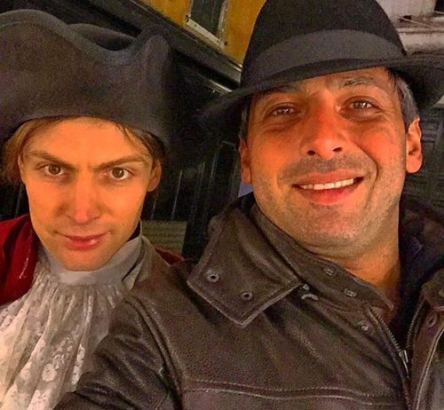 بیوگرافی حمید گودرزی، علت طلاق حمید گودرزی از همسرش