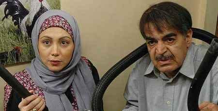 بیوگرافی حمید لولایی؛ عکس های حمید لولایی با همسر و فرزندانش