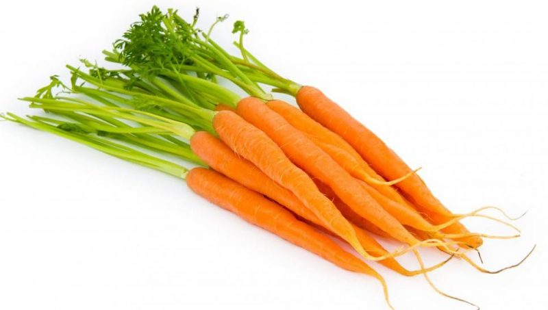 رژیم لاغری با هویج