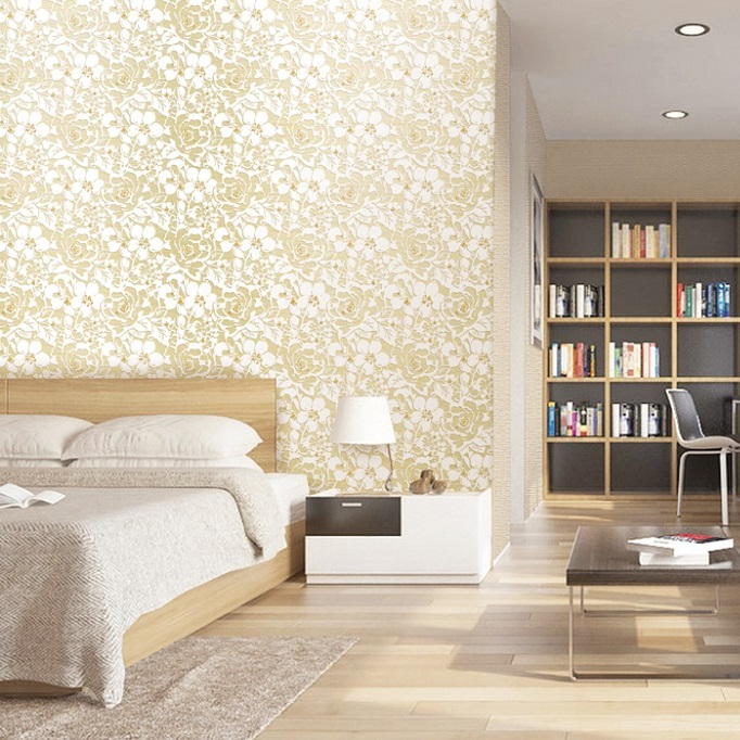 جدیدترین و شیک ترین مدل کاغذی دیواری مناسب پذیرایی، اتاق خواب و سالن زیبایی
