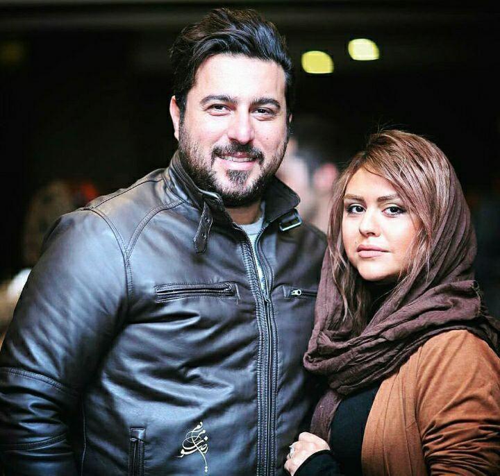 بیوگرافی محسن کیایی، عکس های محسن کیایی و همسرش