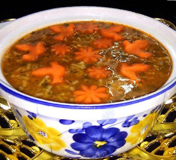 طرز تهیه سوپ جوانه گندم