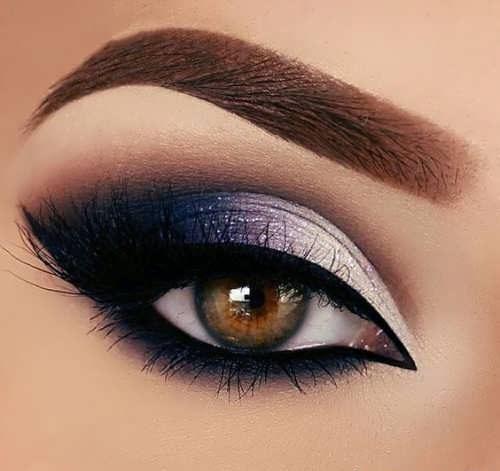 زیباترین و جدیدترین مدل آرایش چشم دخترانه و عروس