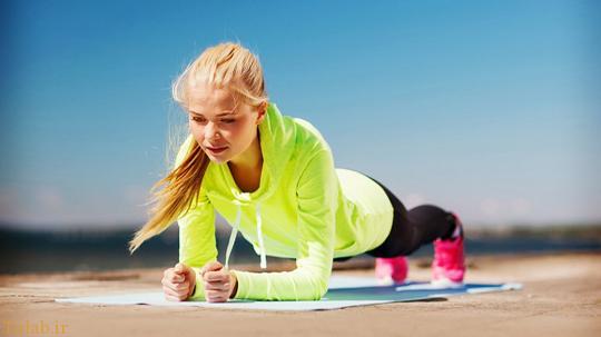 ورزش های مناسب برای دوران قاعدگی؛ ورزش دوران پریودی