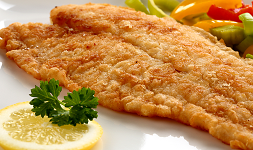 طرز تهیه فیله ماهی