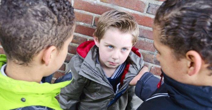 علل کتک زدن کودکان؛ متوقف کردن کتک زدن دیگران توسط کودک