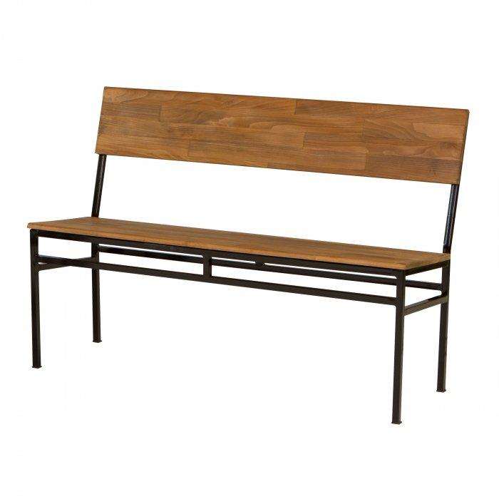 مدل و طرح های متفاوت نیمکت چوبی